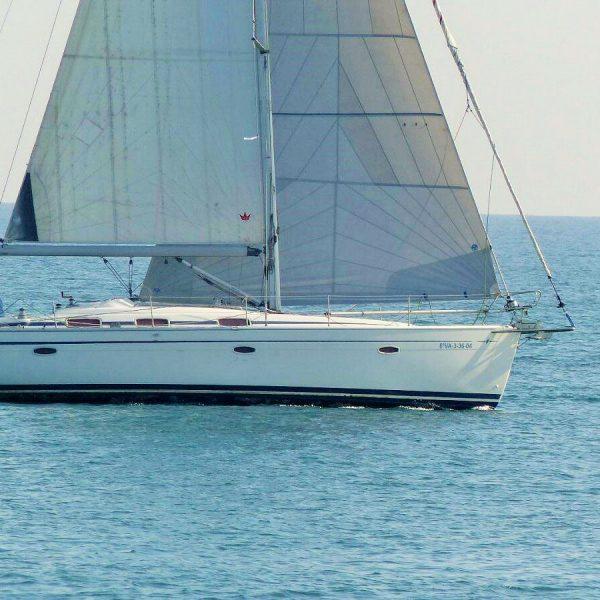 Charter veleros valencia