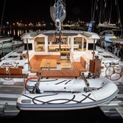 Popa catamaran Excess 12