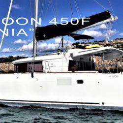 Alquiler Lagoon 450F, NÁUTICA SPINNAKER