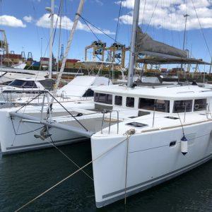 Venta catamaranes, NÁUTICA SPINNAKER