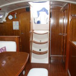Alquiler Oceanis 381, NÁUTICA SPINNAKER EFECTOS NAVALES