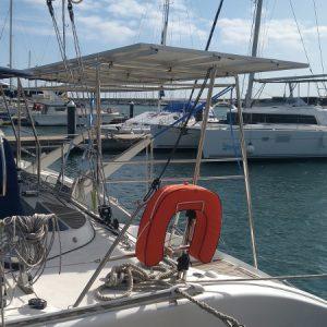estructura de inox para barcos