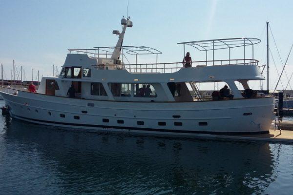 reparación de veleros valencia