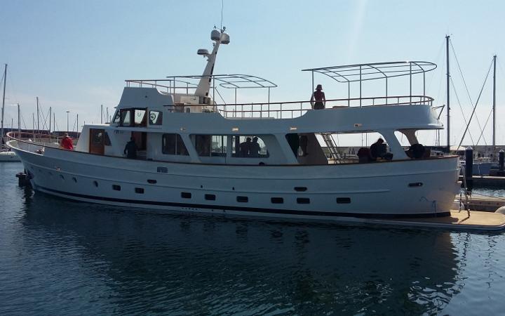 Mantenimiento de barcos en valencia