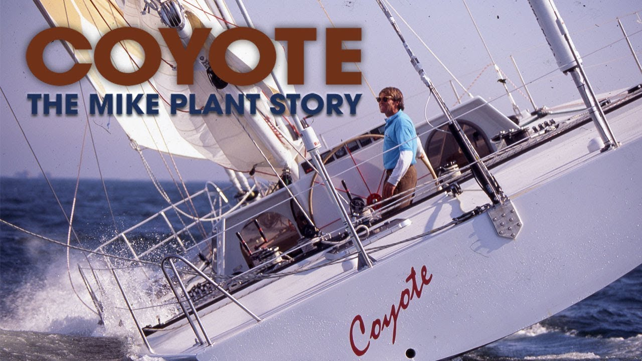 , Cayote: The Mike Plant Story (2017), NÁUTICA SPINNAKER EFECTOS NAVALES