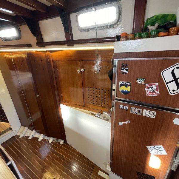 venta barco clasico