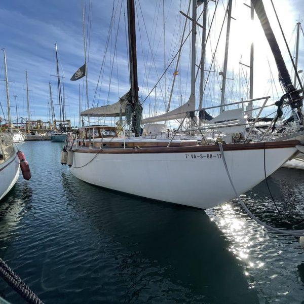 venta de barco valencia