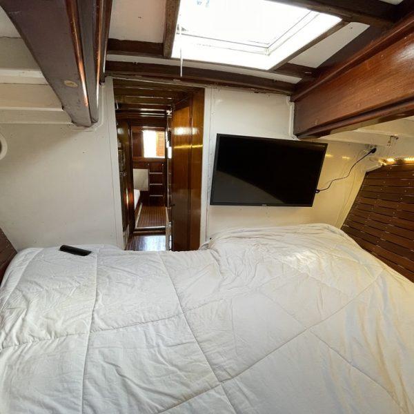 Barco de madera valencia