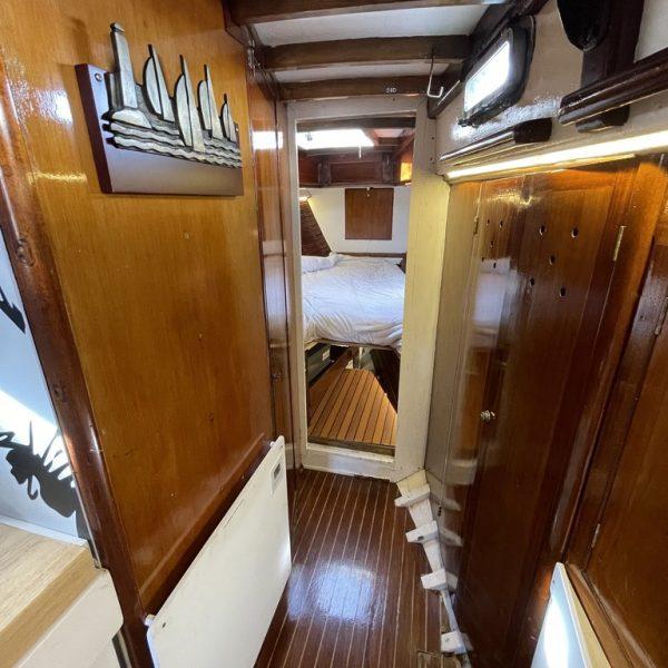 Barco clásico valencia