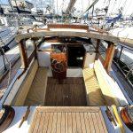 Barco clásico de madera