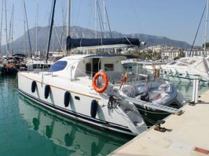 Alquiler Catamarán Nautitech 395