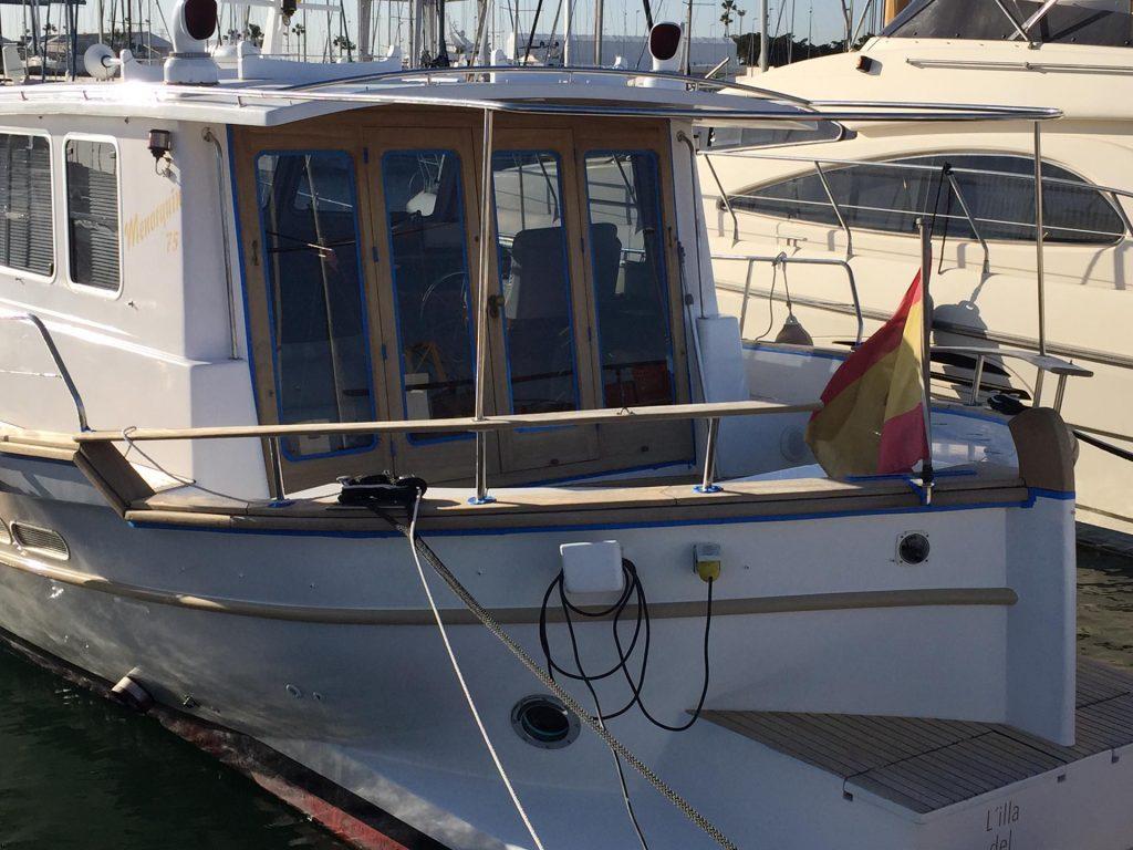 Mantenimiento barcos valencia