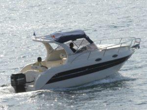 Italmar cabin Denial Alquiler barco