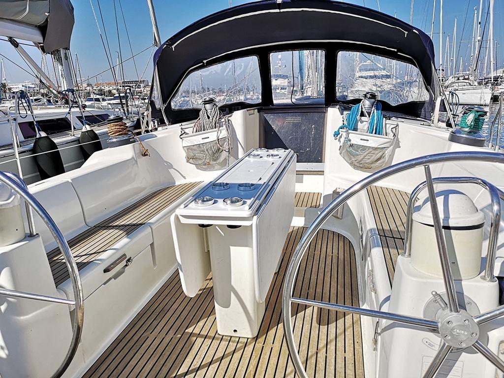 Alquiler barco valencia
