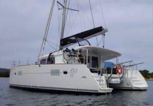 Alquiler catamaran Formentera